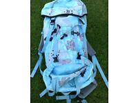 Rucksack & sleeping bag