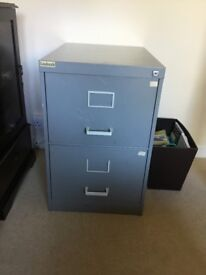 Filing Cabinet, 2 drawer