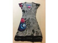2 Desigual dresses, size 12/14, £25 each or £45 for both