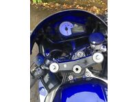 Gsxr 600 Great condition, low mileage for age, well maintained, MOT'd to November 2018