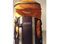 Kathmandu 70L backpack - Purchased for £120. Good condition.