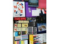 Stationery selection - all new