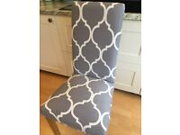 Dining Chair Loose Covers