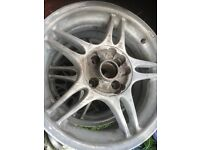 TSW blades alloy wheels 4x100 16x7.5 BMW e30 Honda vw dub