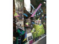 Oxfam Music Needs You - Volunteer Sales Assistants Required in Stockbridge Shop