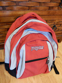 Comfy and Spacious JanSport Backpack