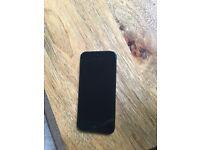 Iphone5s 16g black good condition UNLOCKED