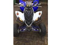 Yamaha raptor 700r 2 owners 700