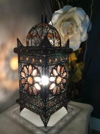 Moroccan style lantern lamp 25 ono
