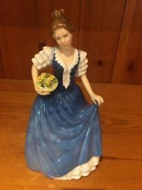 Royal Doulton figurine - Helen