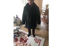 David Emmanuel Coat. Lovely fur coat