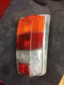 Classic mini offside rear light