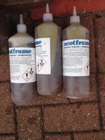 Timber kit glue