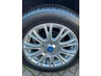 215 55 16 alloy wheels