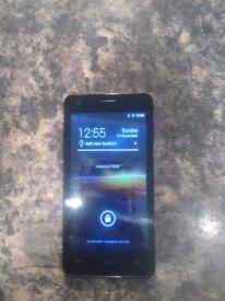 Vodafone Smart 4 turbo mobile phone