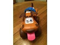 Street dog Buster