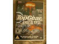 very rare 'TOP GEAR APOCALYPSE' DVD' - rare must have never shown on TV AFAIK