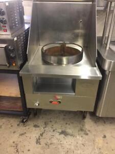 used chinese wok