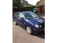 Vw polo 1.2s for sale