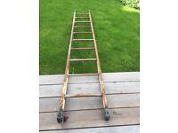 3m steel ladder