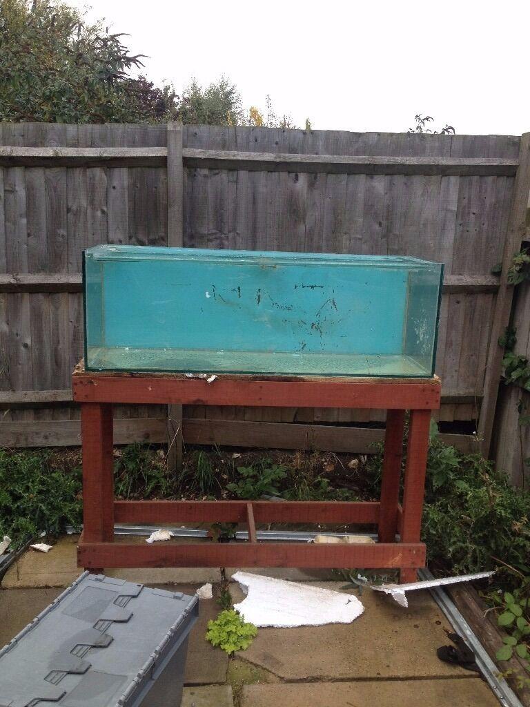250 Litre Fish Tank £75