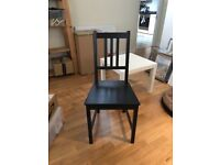 Ikea Dining's Chairs with cushions (6)