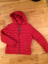 Abercrombie & Fitch coat, puffer
