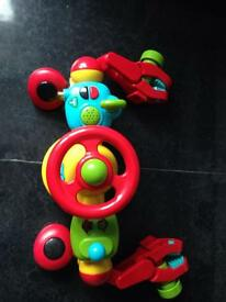 Early Learning Centre pram toy