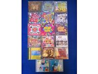 POP COMPILATION CDs (various 1995-2013)