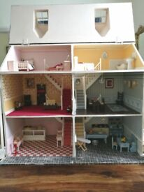 Dolls house - unfinished project