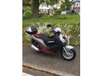 2006 HONDA PS 125cc MOT AND TAX MOPED £799