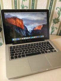 Apple Macbook pro Core i5 - MAC OS EL CAPITAN
