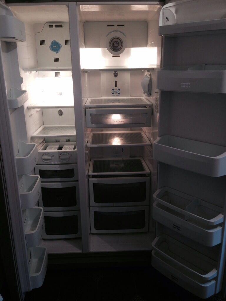 Daewoo double door fridge freezer | in Methil, Fife | Gumtree