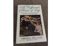 A different kind of life Virginia Williams