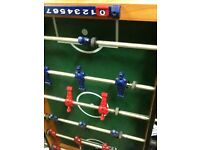 table football great condition