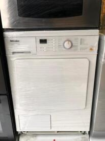 MIELE free standing condenser dryer in good condition & perfect working order