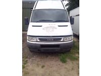 iveco Daily 2.3 TD 2006 Breaking Parts Are Available (auction for wheel nut)
