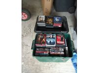 185 x dvds all boxed pick up corsham sn139ng sold as one lot