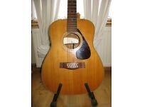 Yamaha 12 String 1970