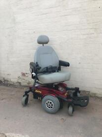 Pride Jazzy Select 6 Powerchair