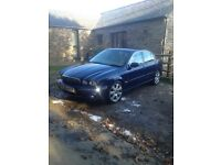 2005 jaguar diesel, 1 years mot, drives very well