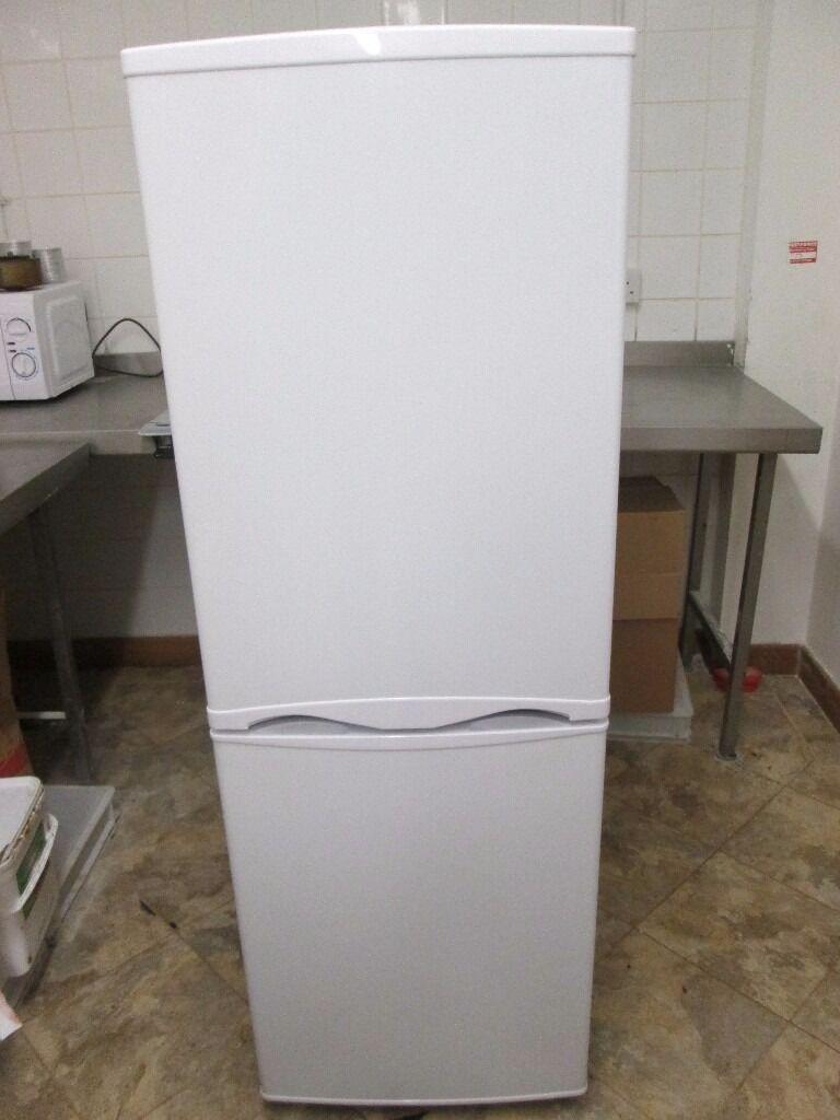 fridge freezer white currys essentials very good condition. Black Bedroom Furniture Sets. Home Design Ideas