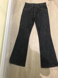Levi's Ladies Bootleg Jeans