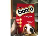 Dog biscuits Bonio 650gr