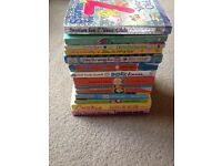 Bundle of 14 girls childrens books