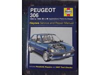 Peugeot 306 Workshop Manual