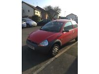 Ford KA (selling for spares or repairs)