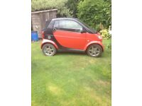 Smart car Pulse Cabriolet