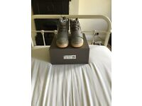 Adidas yeezy 750 grey and gum size 10 with receipt and box