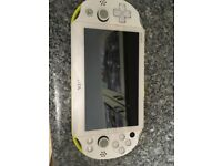 Lime Green PS Vita